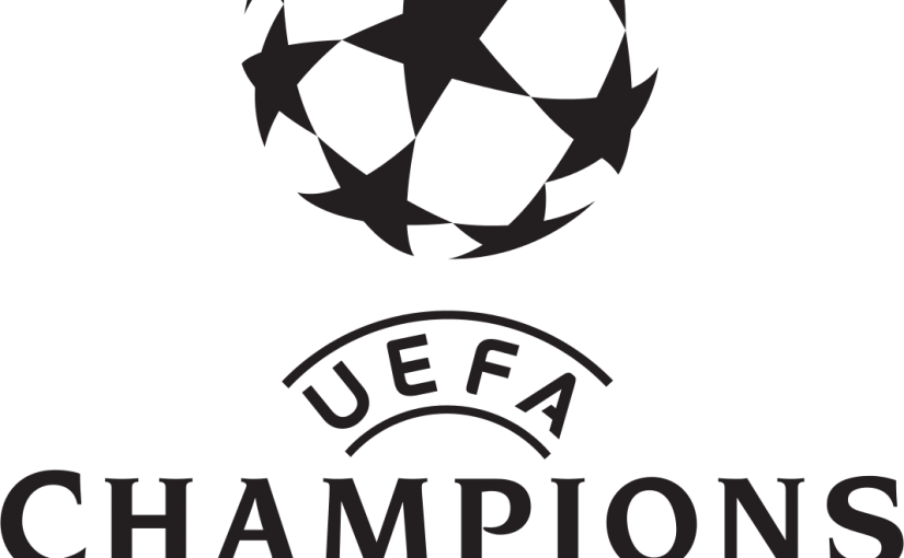 Officielt logo for Champions League