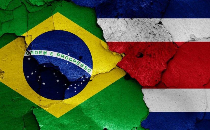 Dagens bwin fidus: Brasiliansk sambabold mod Costa Rica