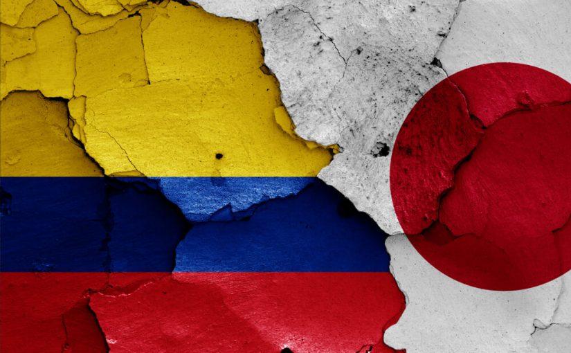 Dagens bwin fidus: Colombia gør kort proces mod Japan